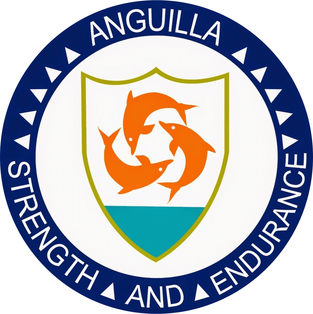 government of anguilla logo