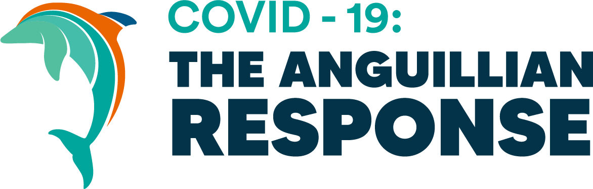 the anguillian response logo